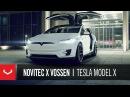 Tesla Model X Novitec x Vossen NV2 Forged Wheel