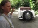Original Bart de Vries Special, inspired on the Bucciali T.A.V.2, short movie
