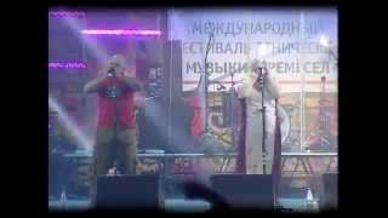 Волга (Volga) - Зачарован (Zacharovan) (Live)