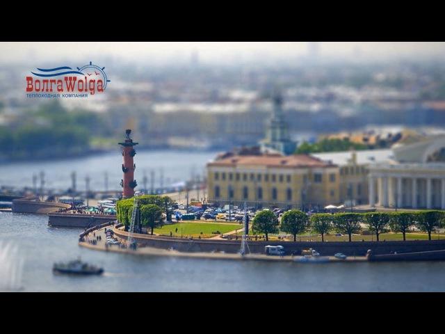 Круизы до Санкт-Петербурга и Петрозаводска