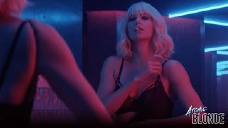 Atomic Blonde - Official Trailer 2 [HD]