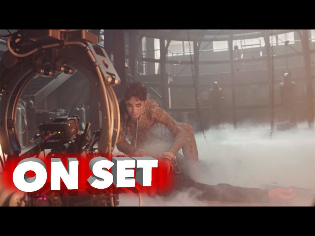 The Mummy: Behind the Scenes Featurette w/ Tom Cuise, Russell Crowe, and Sofia Boutella