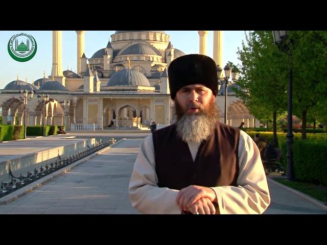 Муфтий Салахь Межиев | Шаабан бутт (Месяц Шаабан)
