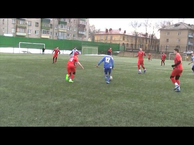 Олимпия-2002 (Волгоград) - Факел (Воронеж) 2:1, 2й тайм, 31.03.2017