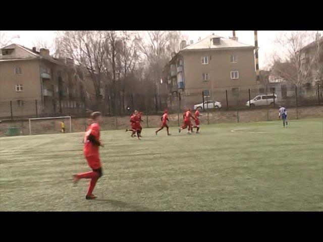 Олимпия-2002 (Волгоград) - Факел (Воронеж) 2:1, 1й тайм, 31.03.2017