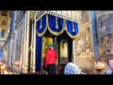 Тихвинский Успенский мужской монастырь 18 сентября 2014 года.Малое Золотое кольцо ...