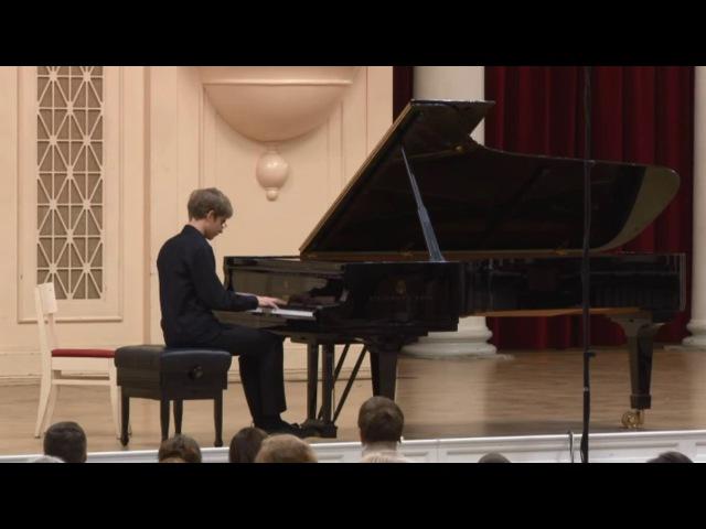 F. Chopin. Valse As-dur (Alexander Bolotin)