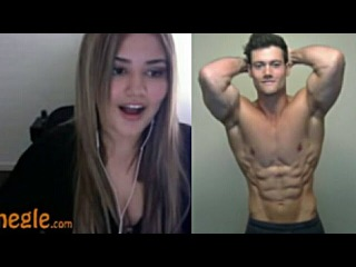 Compilation Of Aesthetics on Omegle (Girls' Reactions) | Connor Murphy