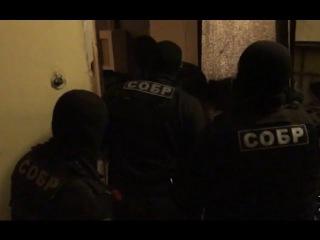 Работает СОБР штурм подпольных казино оперативная съёмка