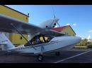 Аэроволга собрала первую серийную самолет-амфибию Борей