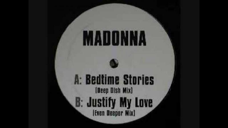 Madonna Bedtime Story Deep Dish Remix