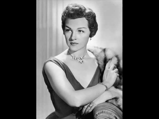 As our culture is being destroyed, think of this song, for once it's gone, you will never see it again. Jo Stafford I'll Be Seeing You 1944