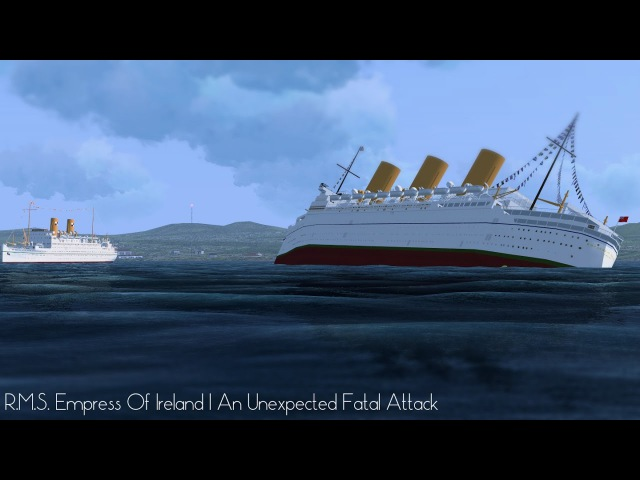 R.M.S. Empress Of Britain | An Unexpected Fatal Attack