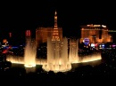 Bellagio Fountains Show - Viva Las Vegas