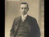 Rachmaninoff plays Rachmaninoff Etude-Tableau in A minor (Audio)