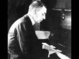 Sergei Rachmaninov plays Johann Strauss Man Lebt Nur Einmal ! Walzer Waltz Op.167