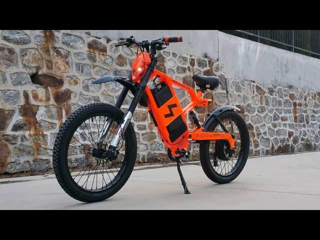 Passion eBike Electric Bike 3000W Riding 90km\h