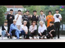 [스타ting] 세븐틴-종업-소민 6월 16일 뮤직뱅크 아침리허설 출근길