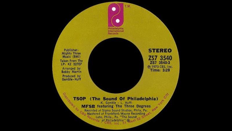 MFSB ~ TSOP (The Sound Of Philadelphia) 1973 Disco Purrfection Version