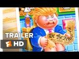 30 Years of Garbage The Garbage Pail Kids Story Trailer #1 (2017) Movieclips Indie