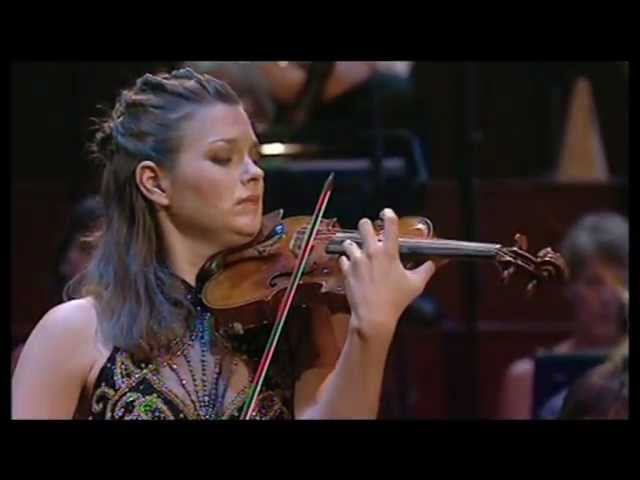 Ralph Vaughan Williams: The Lark Ascending. Soloist, Janine Jansen @ Royal Abert Hall