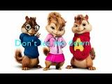 The Chainsmokers - Don't Let Me Down ft. Daya (Chipmunks Version &amp Lyrics) - By David