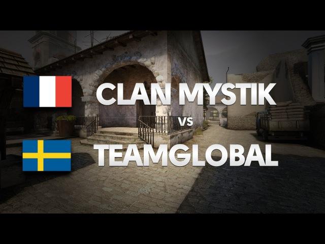 Clan-Mystik vs TEAMGLOBAL on de_inferno (1st map) @ HITBOX by ceh9