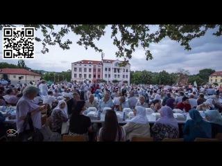 Bosnia during Ramadan Tuzla Iftar