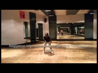 Reggaeton- improvisación Regla María Peňalver Her