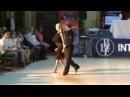 Riccardo Cocchi Yulia Zagoruychenko основная задача танца Самба. Конгресс Блэкпул