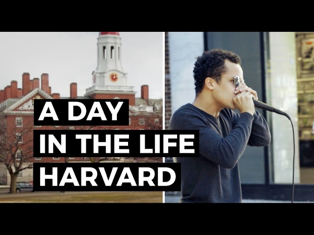 A Day in the Life Harvard Student