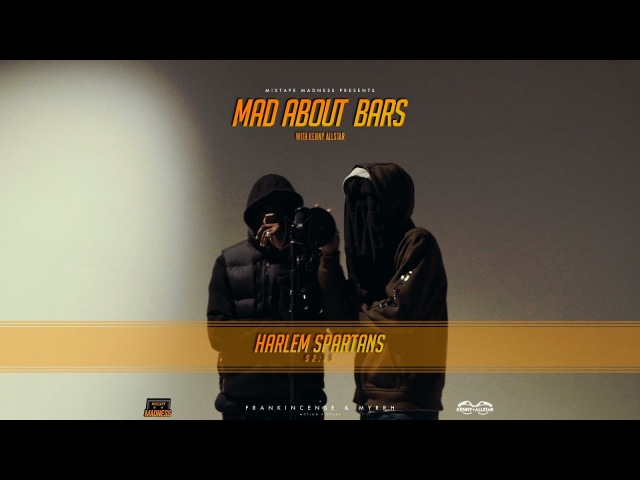 Bis X MizOrMac (Harlem Spartans) - Mad About Bars