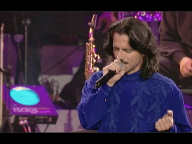 Yanni Sings FROM THE VAULT Never Too Late Live HD HQ