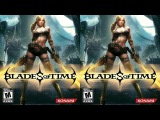 Blades of Time 3D video SBS