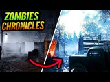 BO3 ZOMBIES CHRONICLES NACHT GAMEPLAY COMPARISON TRAILER (BO3 Zombies Chronicles NACHT DER UNTOTEN)