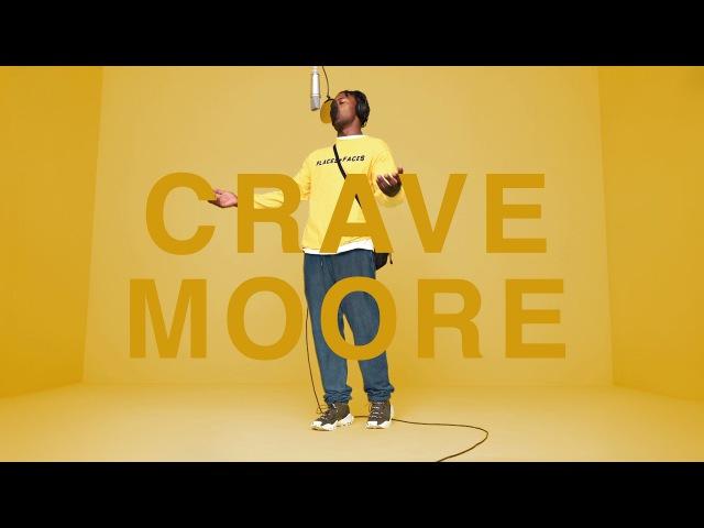 Crave Moore - Jay Jay Okocha | A COLORS SHOW