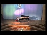 17.06.1995 M. Marchenko and T. Gromtseva at the Opening of II-nd Competition n.a. S.V. Rachmaninoff