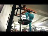 Michelle Lewin - Butt Workout #3