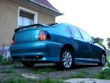 Rover 400 1.6 exhaust