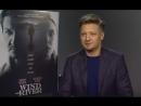 Jeremy Renner on his new modern Western thriller Wind River