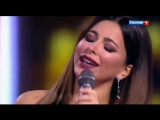 Ани Лорак и Сергей Лазарев - When you tell me that you love me (Субботний Вечер