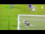 Первый гол со штрафного Роберто Карлоса за Реал Мадрид