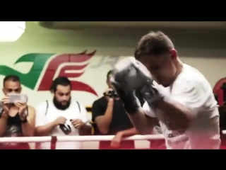 Gennady Golovkin Boxing Training