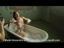 10 minut in bathtube with me, part 2, model Saju90 (2013)