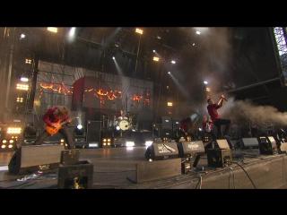HEAVEN SHALL BURN - Behind A Wall Of Silence (Live At Wacken Open Air 2011) (vk.com/afonya_drug)