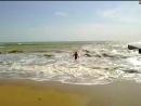 ВЛОГ НО ОАЗИС. КРЫМ Чёрное море Приморский 17 сентября 2014