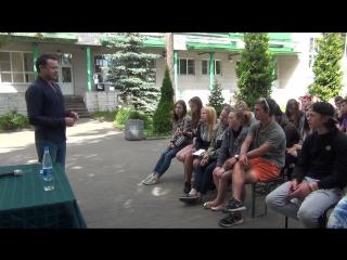 Андрей Носков в проекте Другими Глазами