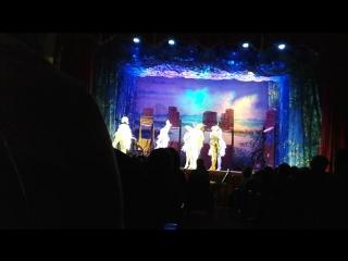На премьере мюзикла театра ''Карамболь' 'Гадкий утенок'8