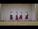 русский танец на Ивана Купала
