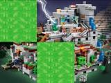 LEGO Minecraft - Горная Пещера